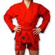 Куртка самбо Россия