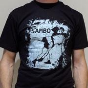 Футболка Самбо #1